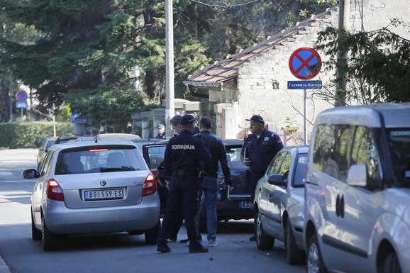Hapšenje Slobodana P.