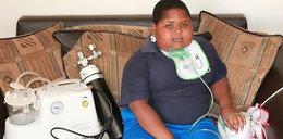 Straszna choroba zmuszała go do jedzenia papieru toaletowego. Zmarł w wieku 11 lat