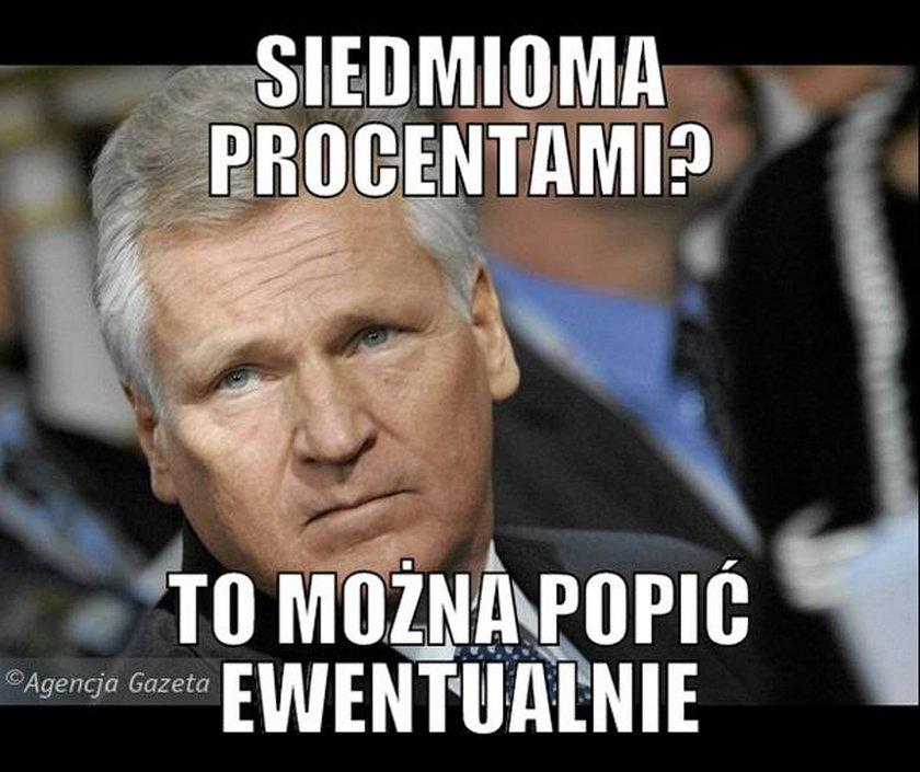 Dziennikarz zapytał Kwaśniewskiego o alkohol. Odpowiedź szokuje