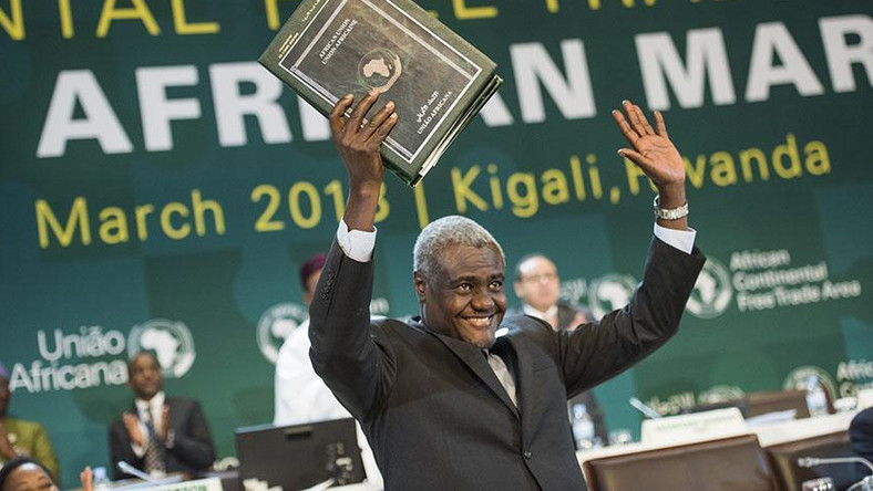 Moussa Faki Mahamat, Chairperson of the African Union Commission