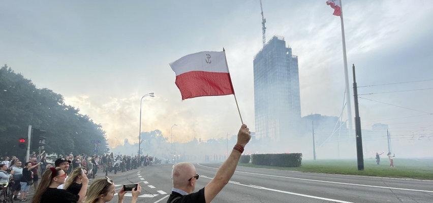 Obchody 77. rocznicy wybuchu Powstania Warszawskiego. Relacja