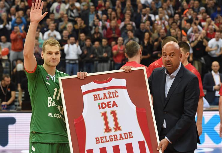 KK Crvena zvezda, KK Baskonia