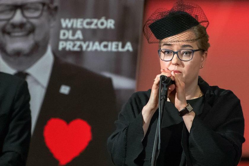Magdalena Adamowicz wspomina męża w rocznicę ślubu