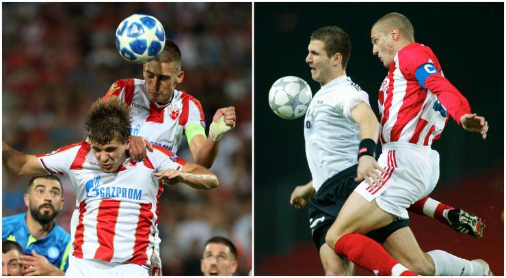 Vujadin Savić, FK Crvena zvezda, Filip Stojković, Nemanja Vidić