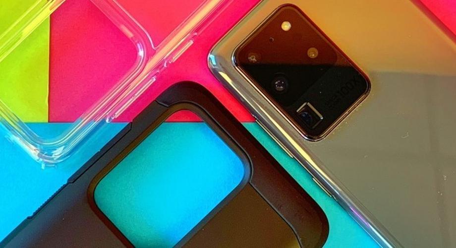 Samsung Galaxy S20 Ultra: Hüllen, Cases & Displayschutz