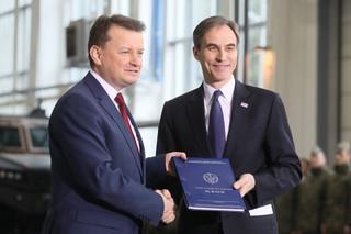 Umowa podpisana - Polska w pierwszej fazie programu Wisła kupi zestawy Patriot za 4 mld 750 mln dolarów