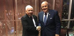"""""""Człowiek Trumpa"""" spotkał się z Kaczyńskim. O czym rozmawiali?"""