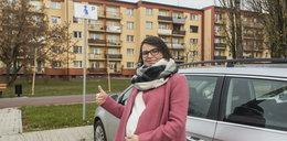 Miejsca parkingowe tylko dla ciężarnych