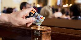 """""""Co łaska"""" w kościele do zapłacenia kartą płatniczą!"""