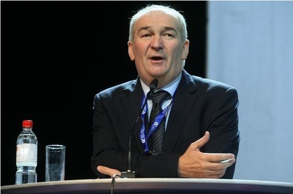 Ljubisav Orbović, predsednik SSSS