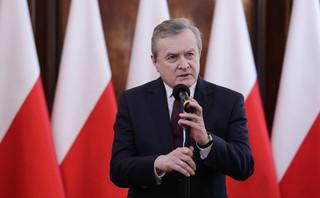 Ukraiński minister: Wznowienie ekshumacji zależy od polskiej ustawy. Gliński 'wyraża zaniepokojenie'