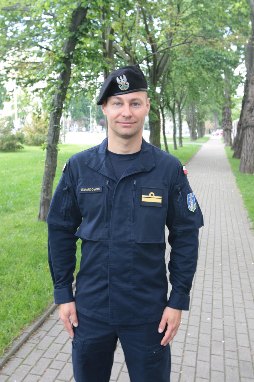Komandor Grzegorz Lewandowski