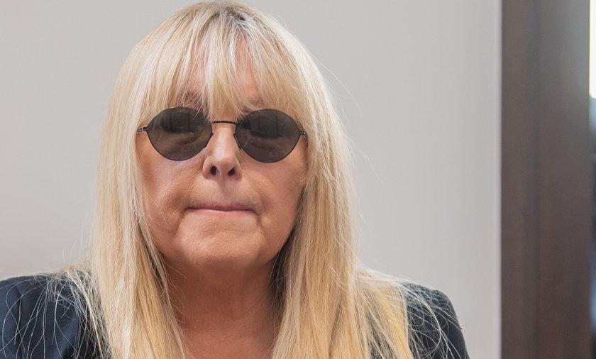 Maryla Rodowicz nie potwierdziła informacji o przegranej batalii sądowej o podział majątku.