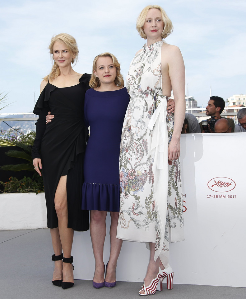 FRANCE CANNES FILM FESTIVAL 2017 (Top of the Lake: China Girl Photocall - 70th Cannes Film Festival)