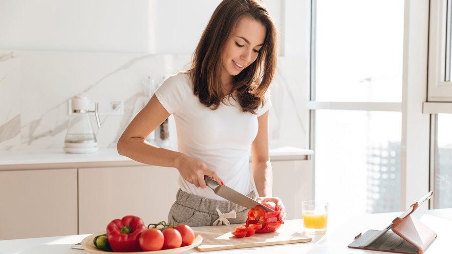Zdrowe odżywianie jest niewątpliwe coraz bardziej popularne