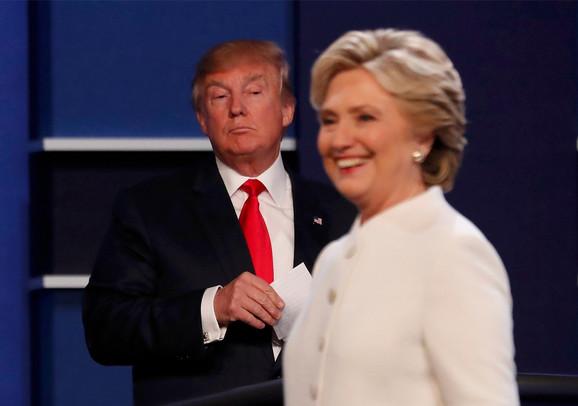 Tramp ili Hilari - ko postaje novi predsednik