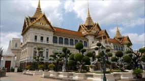 Turystyczna Jazda - Wielki Pałac Królewski i świątynia Wat Pho w Bangkoku