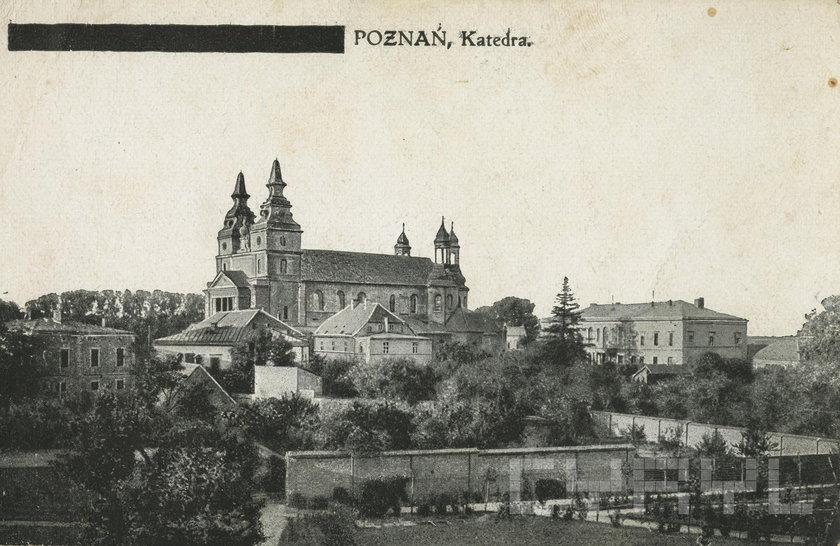 Poznań na starych pocztówkach