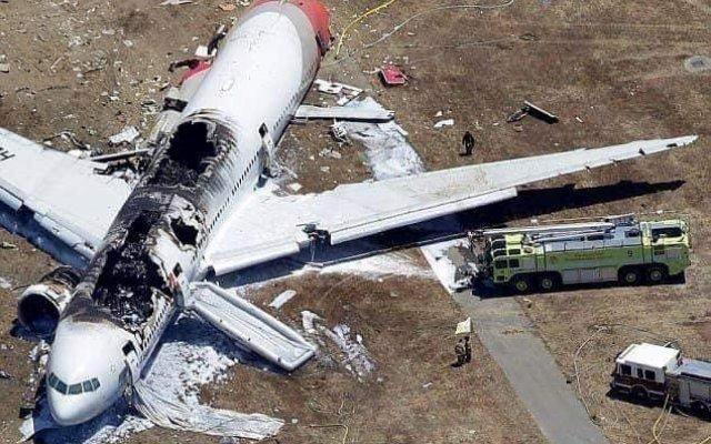 Ethiopian Airlines crashes