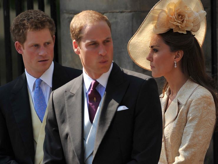 Ne žele da upoznaju sestru: Prinčevi Vilijam i Hari sa Kejt Midlton
