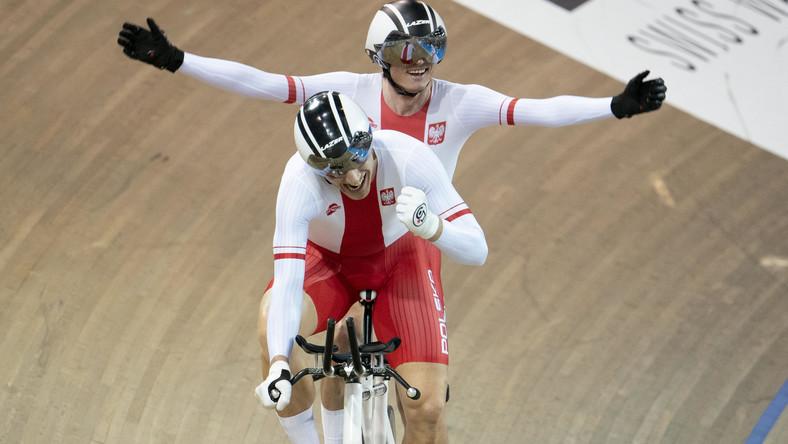 Marcin Polak i Michał Ładosz
