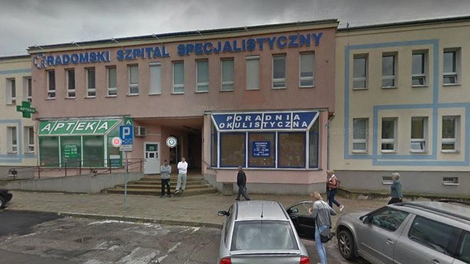 Radomski Szpital Specjalistyczny
