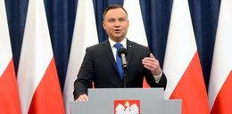 """Wybory 2020. Andrzej Duda przedstawił program: """"Spokojnie, wstaniemy z kolan!"""""""