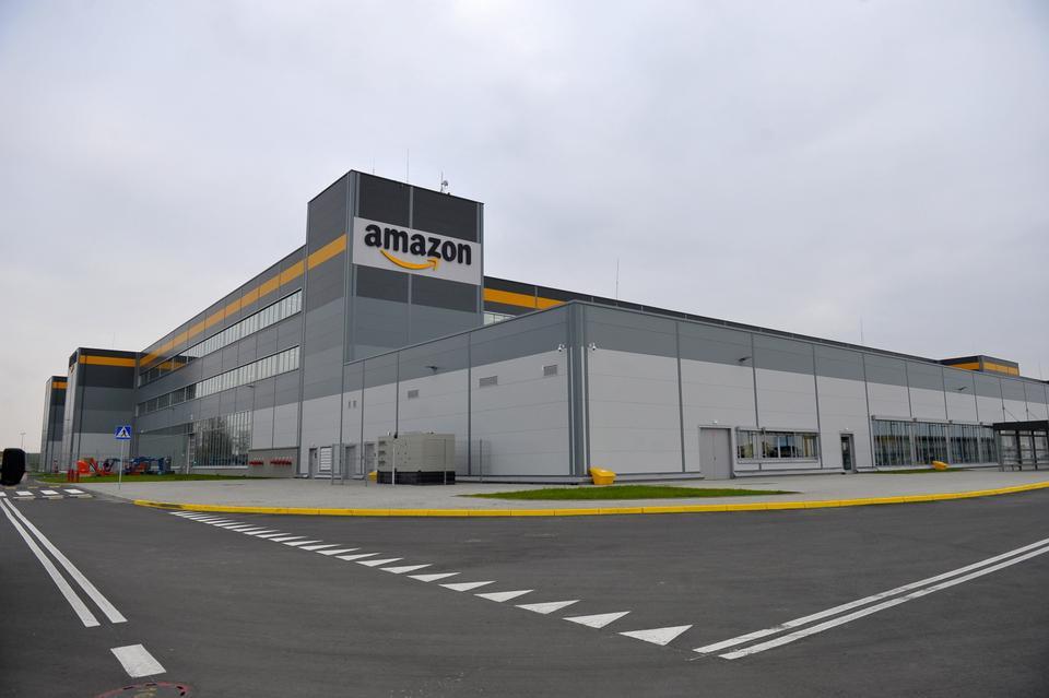 W Polsce zostało otwarte nowe Centrum Logistyki E-Commerce Amazon.