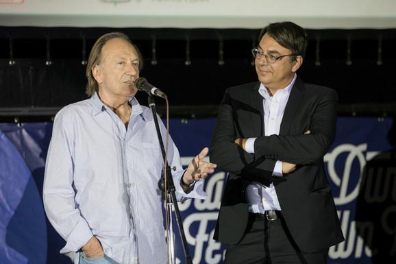 Goran Paskaljević i Jugoslav Pantelić