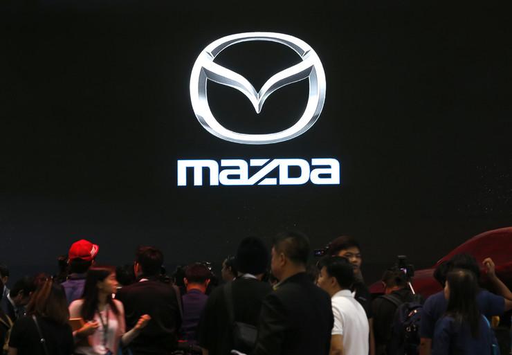 Mazda, EPA -NARONG SANGNAK