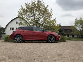 Toyota Corolla 2.0 Hybrid Dynamic Force – etiuda rewolucyjna | TEST
