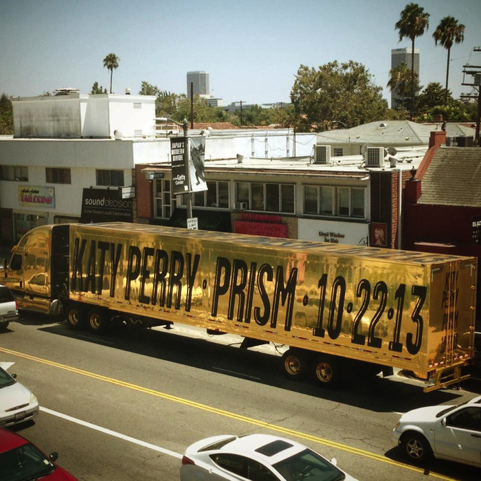 """Katy Perry zapowiada """"Prism"""""""