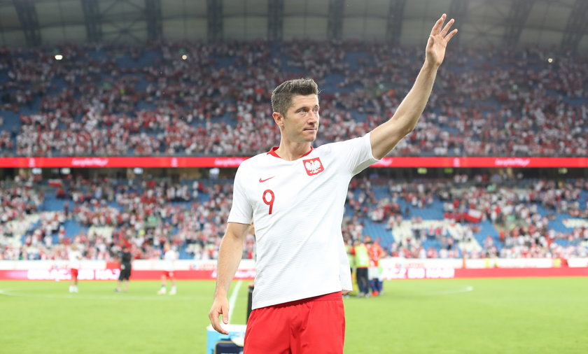 Robert Lewandowski właśnie z Poznania ruszył na podbój europejskich boisk