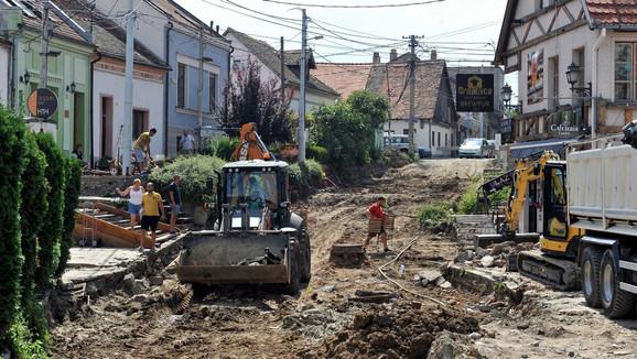 Rekonstrukcija Kule Gardoš iznosi 34 miliona dinara