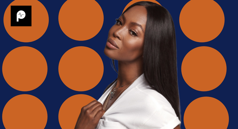 Naomi Campbell and the awakening of the African fashion industry [Credit: Pulse]