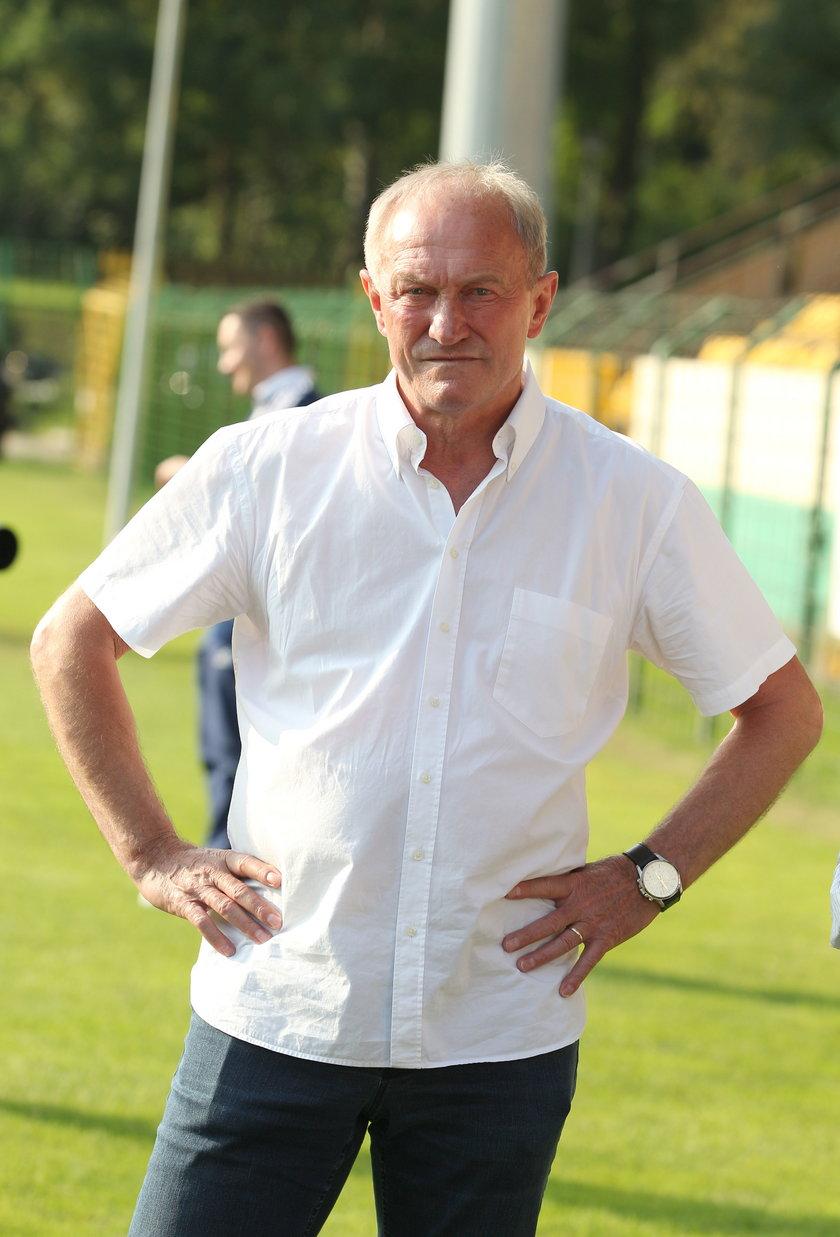 Franciszek Smuda znów trenerem Wisły.