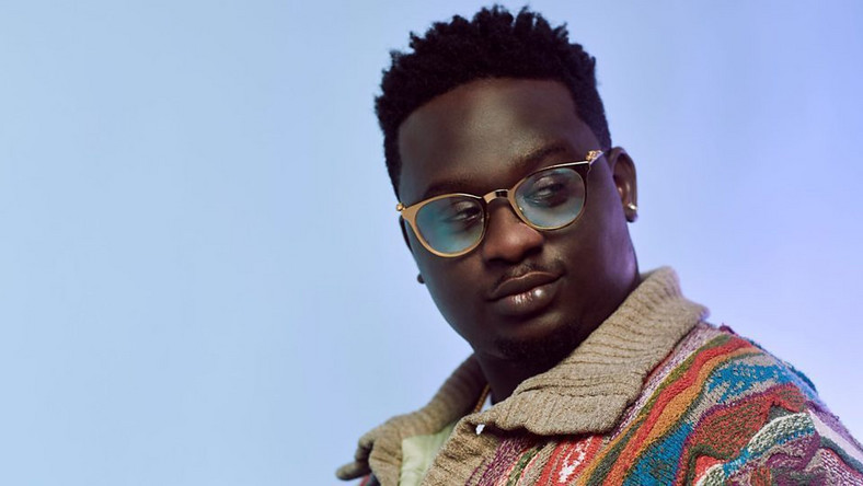 Wande Coal features on Amaarae's 'Spend Some Time.  (Leadership)