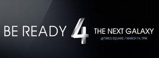 Dziś wielka premiera Samsunga Galaxy S IV