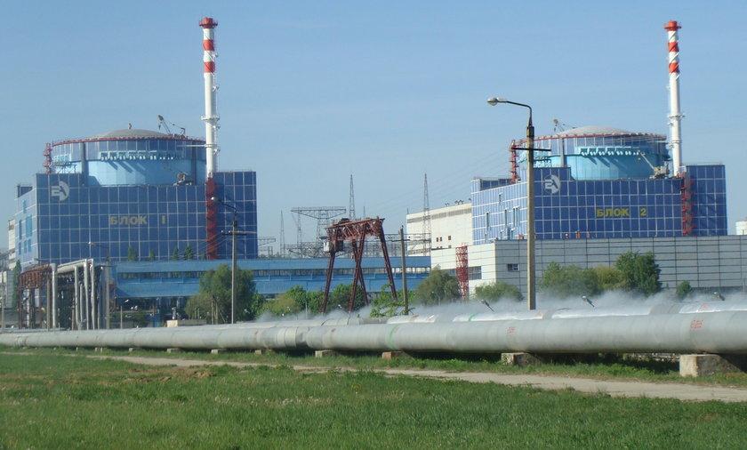 Co wydarzyło się w ukraińskiej elektrowni jądrowej?