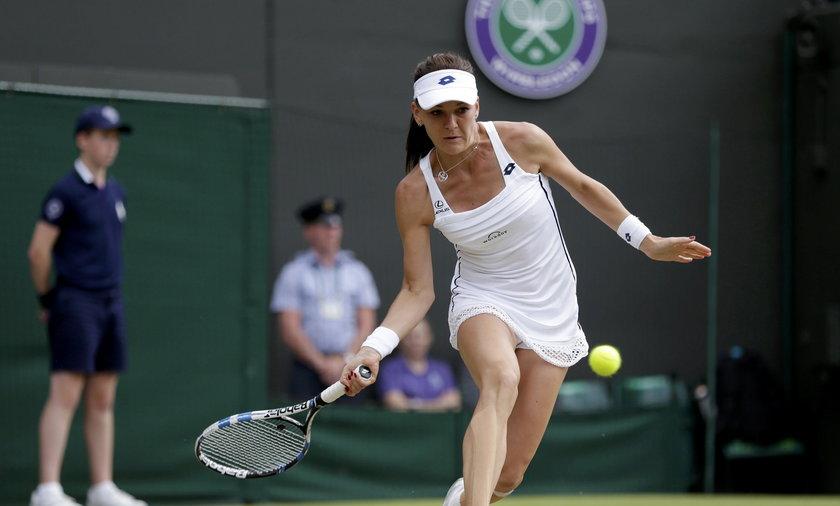 Agnieszka Radwańska awansowała do 1/2 finału Wimbledonu!