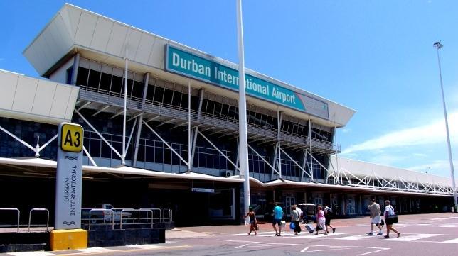 Durban International Airport (pazimbabwe)