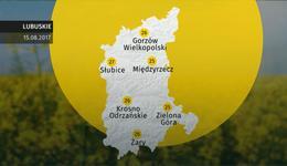 Prognoza pogody dla woj. lubelskiego – 15.08