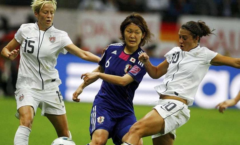 Piłkarki Japonii mistrzyniami świata w piłce nożnej