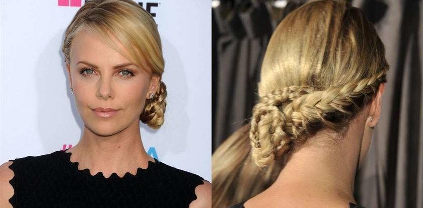Oryginalna fryzura: warkocz