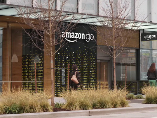 4ffb1d3841d91b Sklep spożywczy Amazon Go w Seattle