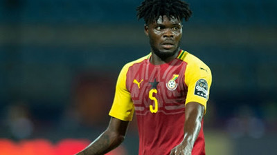 Thomas Partey launches foundation to help underprivileged kids in his hometown