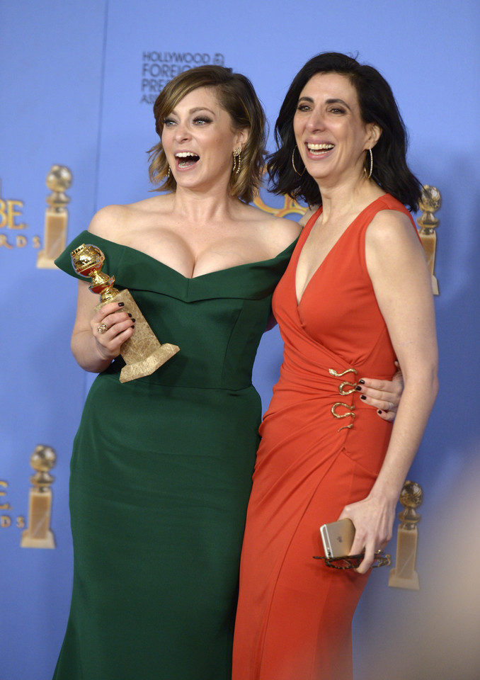 Rachel Bloom i Aline Brosh McKenna