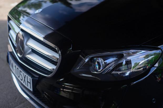 Mercedes-Benz klasa E (2016)