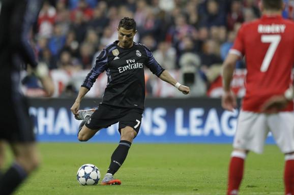 Ronaldo u Minhenu