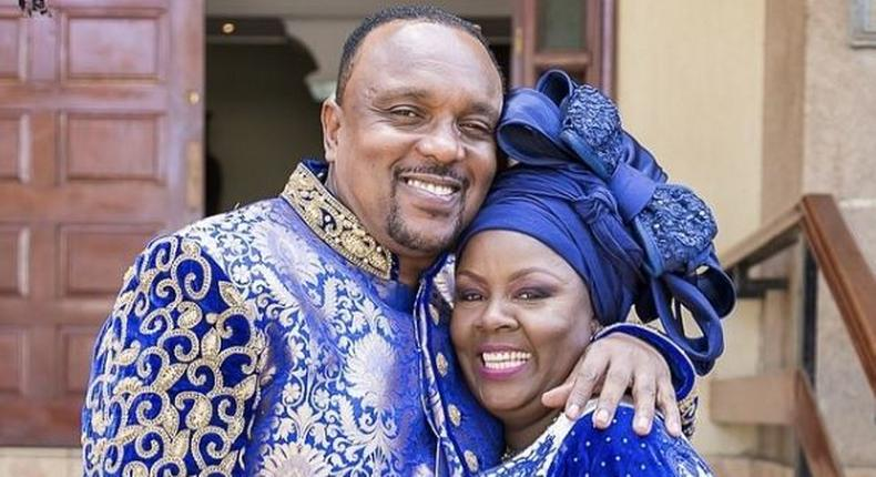 Bishop. Allan Kiuna and his wife Rev. Kathy Kiuna. Bishop Allan Kiuna opens up on battle with cancer